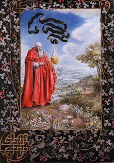Splendor Solis, The Alchemist