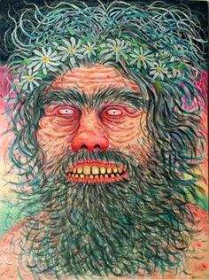 Rebecca Morgan - Hippie Witch Man