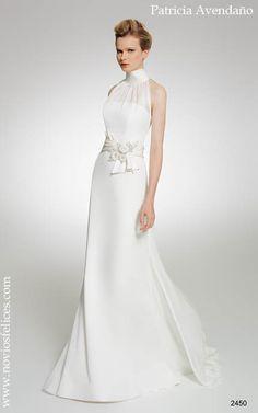 vestidos de novia cuello - Cerca amb Google