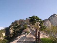 Huashan Hiking Trail - China - Google Search