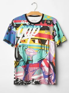 I do want this tee!! Remix Project Pose t-shirt (unisex) Product Image