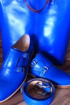 Double strap, fashion, blue, shoes, outfit
