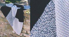 Le plaid facileApprenez à tricoter la maille endroit et la maille envers pour vous offrir votre première création au tricot, un plaid tout chaud. A découvrir aussi desmini poufs au point de riz.