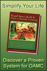 Getting started with OAMC (once-a-month-cooking)..Good FREE tips