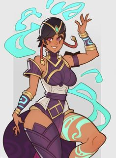 League of Legends, Karma by SplashBrush on DeviantArt Lol League Of Legends, League Of Legends Characters, Fantasy Character Design, Character Concept, Character Art, Fantasy Characters, Female Characters, League Of Legends Personajes, Female Hero