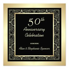 Golden 50th Wedding Anniversary Invitations we are given they also recommend where is the best to buyThis Deals Golden 50th Wedding Anniversary Invitations today easy to Shops & Purchase Online - transferred directly secure and trusted checkout...