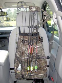 TROPHY HUNTING PRODUCTS INC Backseat Bow Sling AP Camo, EA