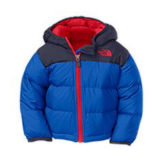 North face down jackt