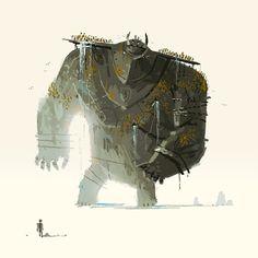 Kevin Dart - Character Design #illustration