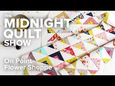 """Make a """"Baby Blocks"""" Quilt with Jenny - YouTube"""