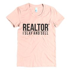 {Looking to find entertaining industrial presents for getting a clientele or the team? Taylor diesel has by far the most exceptional assortment. Real Estate Career, Real Estate Humor, Real Estate Tips, Staff Motivation, Types Of T Shirts, Dress For Success, Real Estate Marketing, Business Women, T Shirts For Women