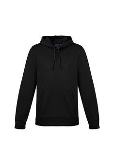 MENS HYPE PULL-ON HOODIE BLACK S - 5XL SW239M - FASHION BIZ Black Hoodie, Rugby, Hoodies, Sweaters, Jackets, Men, Tops, Fashion, Down Jackets