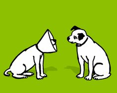 Rendition of the RCA dog lol...