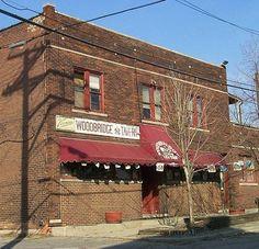 OId Woodbridge Tavern Detroit