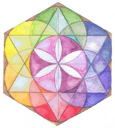 sacred geometry shapes - Google Search
