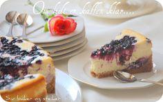 New York Blueberry Cheesecake (forgjengeren til multeostekaka mi)