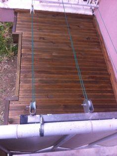 Balkon birleştirme