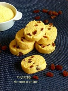 Biscotti Zaetti ricetta veneziana Ortaggi che passione by Sara