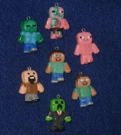 minecraft polymer clay - Yahoo Image Search Results