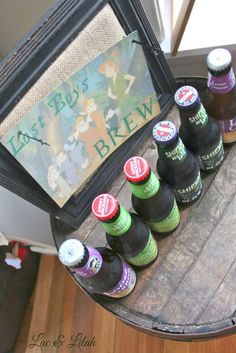 Peter Pan/Disney/Pirate Birthday Party Ideas | Photo 1 of 44 | Catch My Party