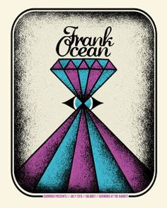 Frank Ocean #poster