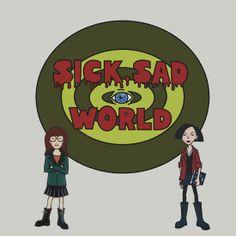 Daria And Jane Sick Sad World