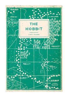 The Hobbit - Tolkien.