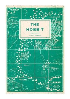 Map design, The Hobbit - Book Cover Illustration Art Print - Visual Design, Graphisches Design, Buch Design, Creative Design, Interior Design, Book Cover Art, Book Cover Design, Book Art, The Hobbit Book Cover