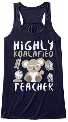(TS) Limited Edition Teacher - Teacher Shirts - Ideas of Teacher Shirts - Highly Koalafiao Teacher Midnight T-Shirt Front More The Effective Pictures We Offer You About