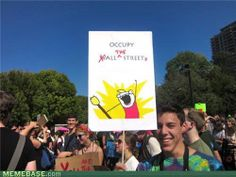 Occupy all the streets!