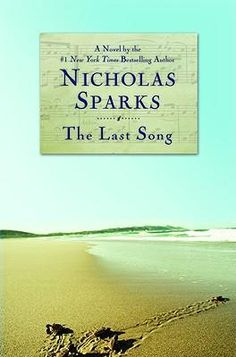 I've never read a Nicolas Sparks book I didn't love.  There are too many to show here.  But he is a wonderful writer.  Probably his best known book is The Notebook.