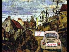 Cezanne - The Fun Story of Cezanne In His Own Paintings - Part 1