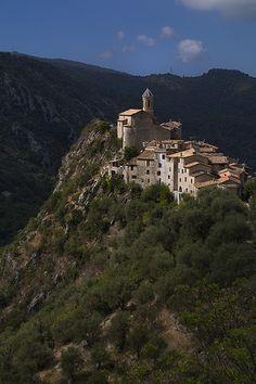Peillon . Provence-Alpes-Côte d'or