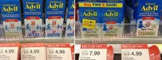 Target: Children's Advil starting as low as $1.82 with coupons and gift card (regular price $4.99+!) - http://www.couponaholic.net/2014/12/target-childrens-advil-starting-as-low-as-1-82-with-coupons-and-gift-card-regular-price-4-99/