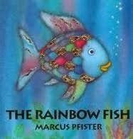 A Bilingual Baby - Un bebé bilingüe: The Rainbow Fish in Barcelona!
