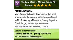 Mark Tucker is hands down one of the best attorneys in the country. After being referred...