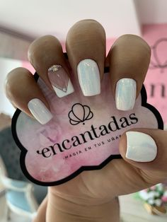 Nail Manicure, Pedicure, Gel Nails, Nail Polish, Manicures, Gorgeous Nails, Pretty Nails, Back To School Nails, Bride Nails