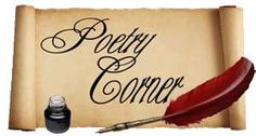 I will write poetry and have it published