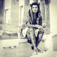 Tatouages et Célébrités – Les derniers Shopped Tattoos de Cheyenne Randall