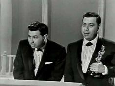 "Debbie Reynolds presenting Richard M. Sherman and Robert B. Sherman the Oscar® for Music Score (substantially original) for ""Mary Poppins"" at the Academ. Film Score, Music Score, Disney Men, Walt Disney, Golden Age Of Hollywood, Old Hollywood, Sherman Brothers, Musical Film, Debbie Reynolds"