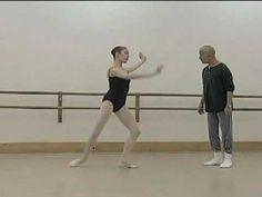 Centerwork Level 3 - The Finis Jhung Ballet Technique