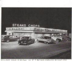 Drive inn Buckeye Lake, Newark Ohio, Inspirational, Vintage, Vintage Comics