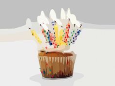 Blurred Birthday Cupcake Candles PPT Backgrounds.. Here is a rich collection of Blurred Birthday Powerpoint Template design for any presentation needs.