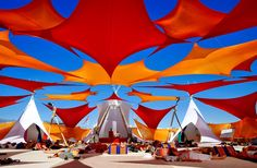 GuildWorks ~ Architecture of the Air - GuildWorks - Architecture of the Air | Fabric Architecture & Shade and Rain Canopies | Portland Oregon