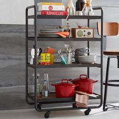 """Market Kitchen Cart 