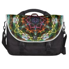 Amazement Laptop Messenger Bag!  My #Geek #Fractal #Graphic #Art #Zazzle #Store!  http://www.zazzle.com/fractalsbydww25921*