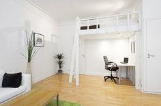 Diseño de interiores para pequeños departamentos