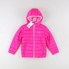 Acolchado ligero fucsia de color Rosa de marca Fun&Basics
