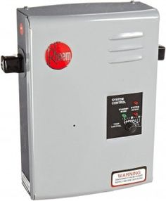 Rheem RTE 13 Electric Tankless Water Heater