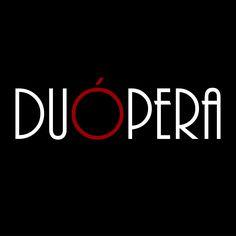 Logo Duópera Diseño: José Antonio Ruiz